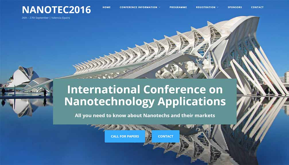 NANOTEC 2016