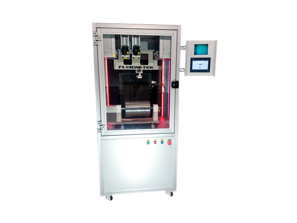 Le 100 electrospinning equipment