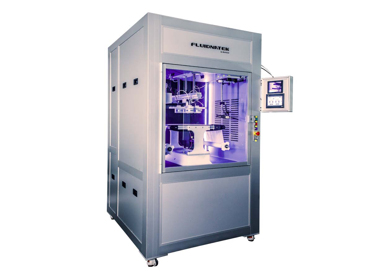 Le 500 electrospinning equipment