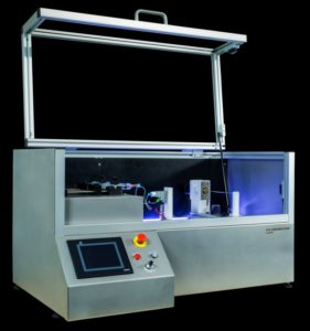 Electrospinning-machine-Fluidnatek-LE-10