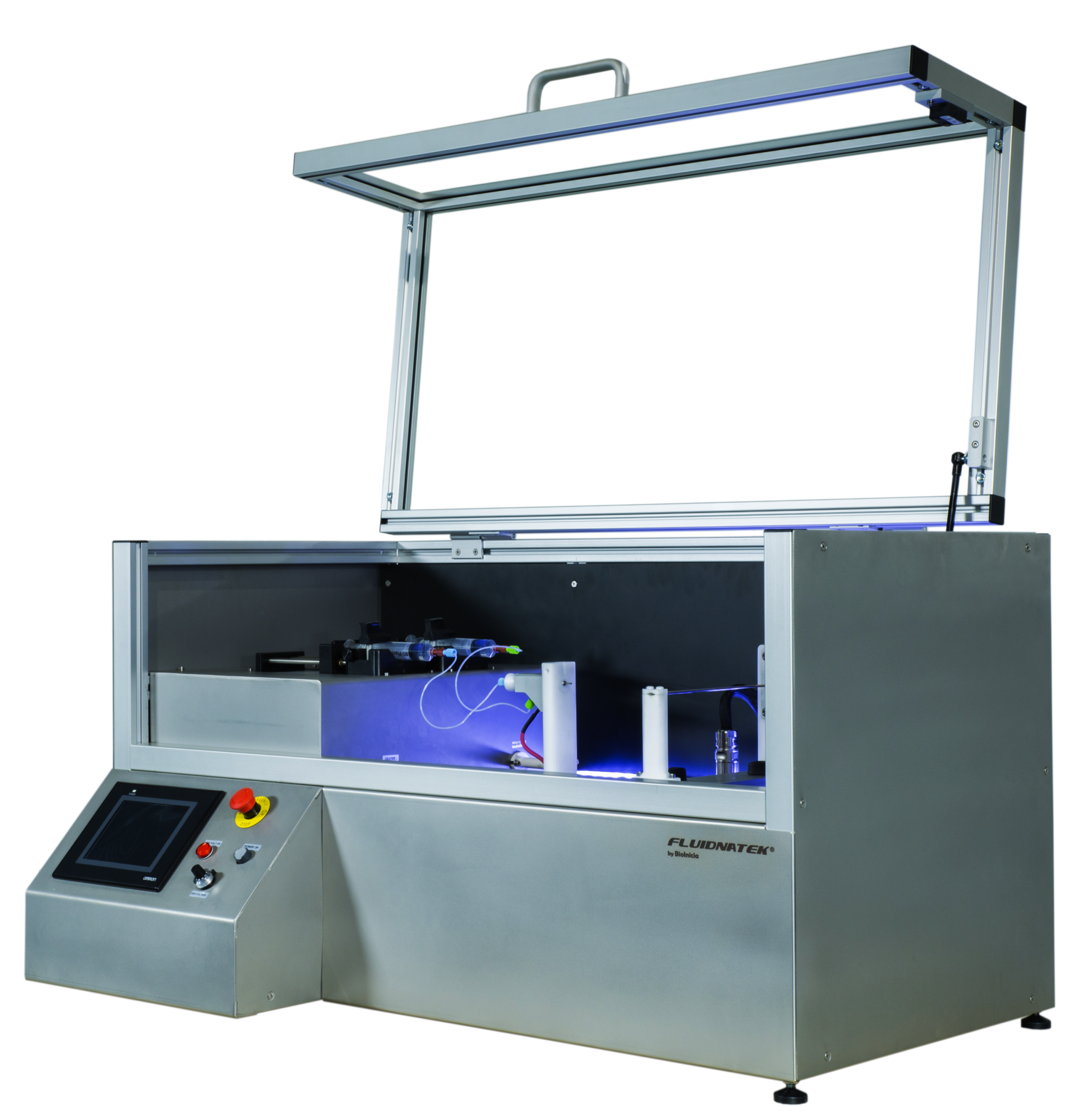 Fluidnatek LE-10 Bioinicia electrospinning machine