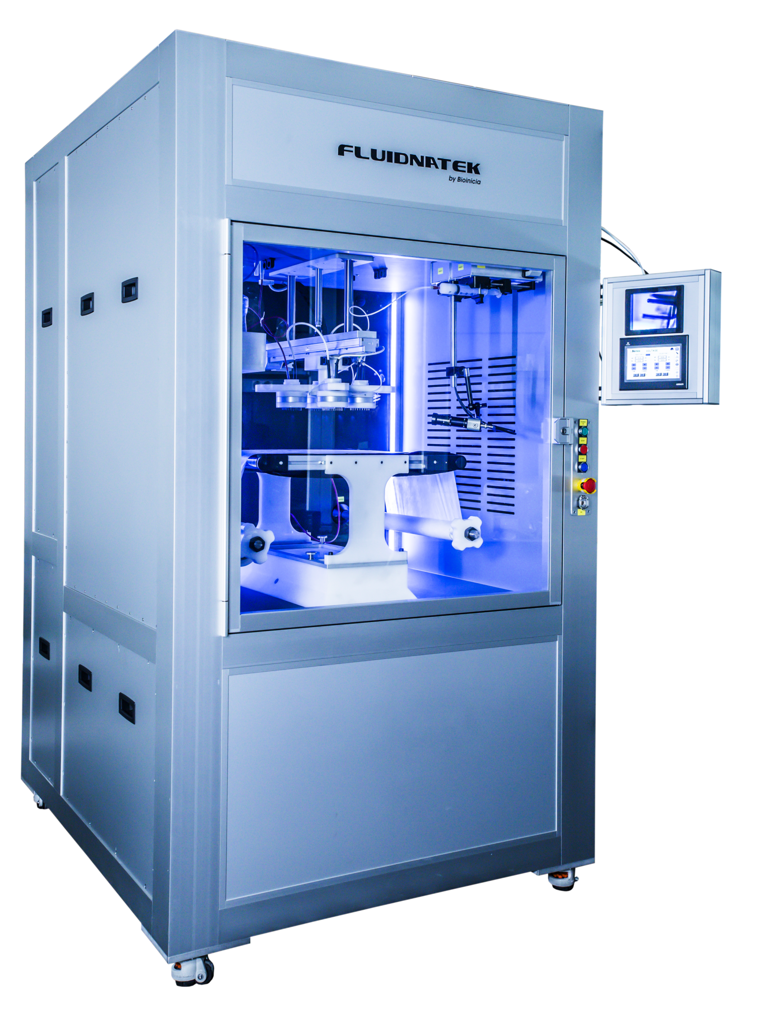 Fluidnatek LE-500 Bioinicia electrospinning machine