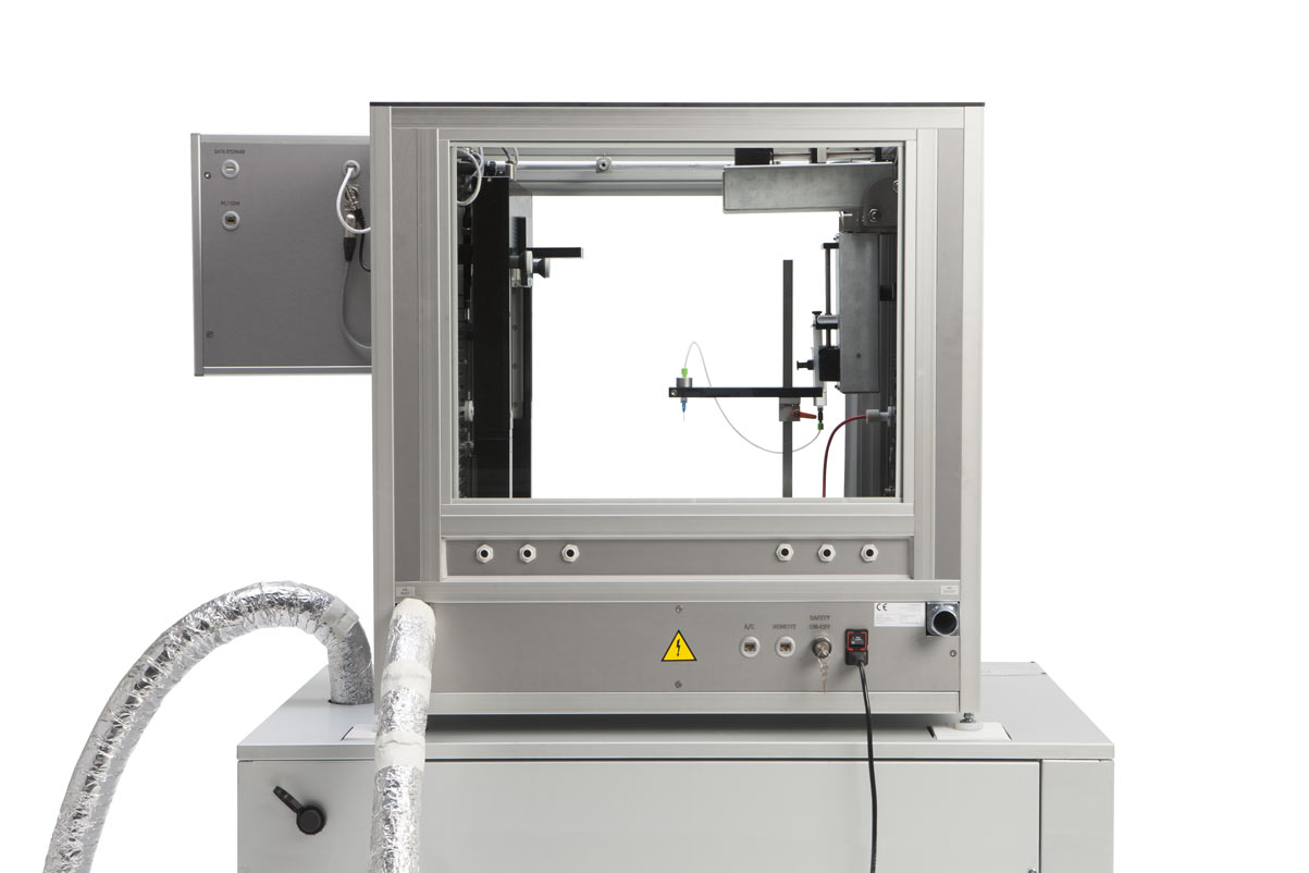 LE-50 electrospinning